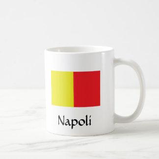Flag of Naples, Napoli Mug