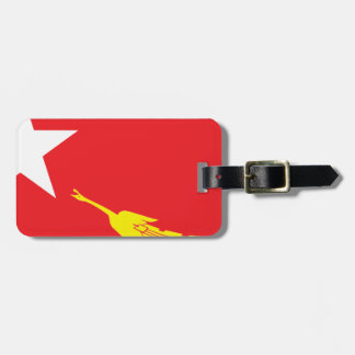 Flag of National League for Democracy Luggage Tag