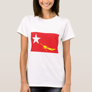 Flag of National League for Democracy T-Shirt