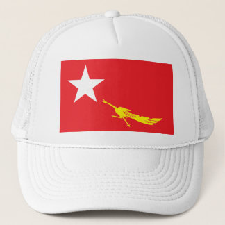 Flag of National League for Democracy Trucker Hat
