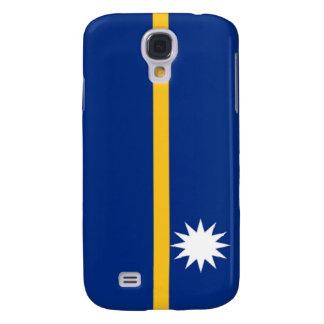 Flag of Nauru Samsung Galaxy S4 Case
