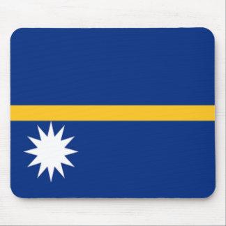 Flag of Nauru Mouse Pad