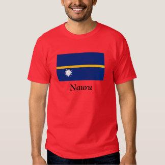 Flag of Nauru T-shirt