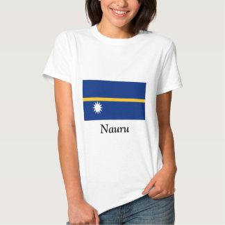 Flag of Nauru Tee Shirt