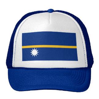 Flag of Nauru Trucker Hat