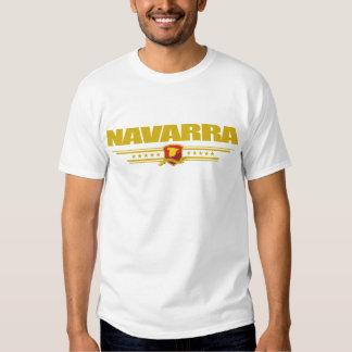 Flag of Navarra (Navarre) Tees