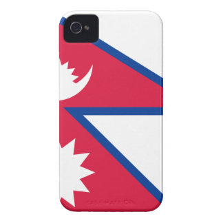 Flag of Nepal iPhone 4 Cover