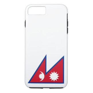 Flag of Nepal iPhone 7 Plus Case