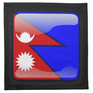 Flag of Nepal Napkin