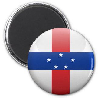 Flag of Netherlands Antilles Magnet