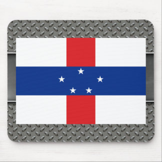 Flag of Netherlands Antilles Mouse Pad