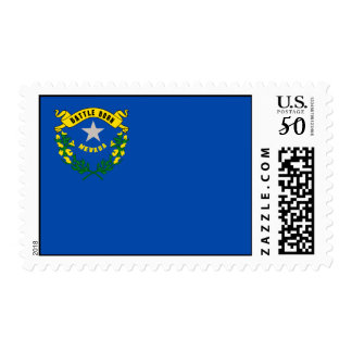 Flag of Nevada Postage