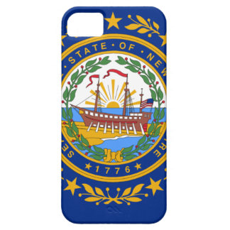 Flag of New Hampshire iPhone SE/5/5s Case