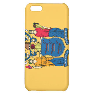 Flag of New Jersey Case For iPhone 5C