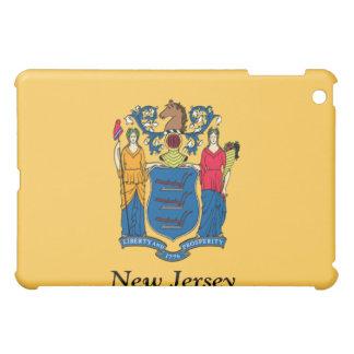 Flag of New Jersey iPad Mini Cases