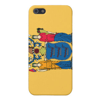 Flag of New Jersey iPhone 5 Case