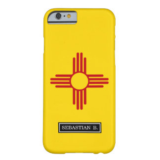 Flag of New Mexico Barely There iPhone 6 Case
