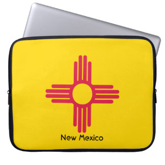 Flag of New Mexico Computer Sleeve