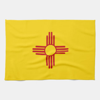 Flag of New Mexico Hand Towel