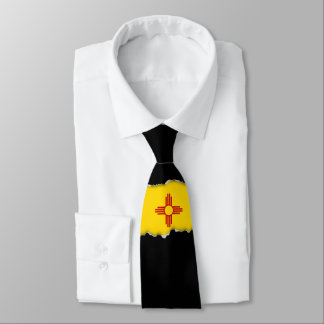 Flag of New Mexico Neck Tie