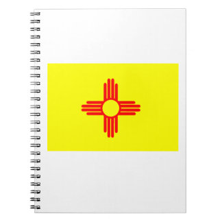 Flag of New Mexico Notebook