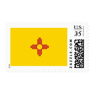 Flag of New Mexico Postage Stamps