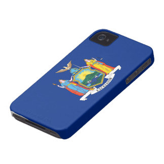 Flag of New York iPhone 4 Case-Mate Cases