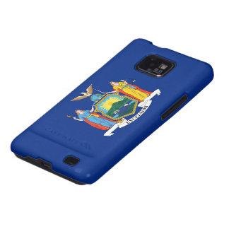 Flag of New York Samsung Galaxy SII Case
