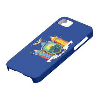 Flag of New York iPhone 5 Covers