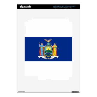 Flag_of_New_York Skin For iPad 3