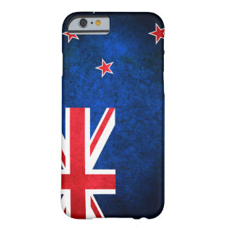 Flag of New Zealand Barely There iPhone 6 Case