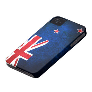 Flag of New Zealand Case-Mate iPhone 4 Case