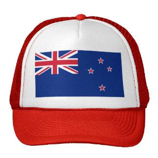 Flag of New Zealand Trucker Hat