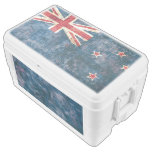 Flag of New Zealand Igloo Ice Chest