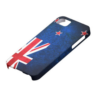 Flag of New Zealand iPhone 5 Cases