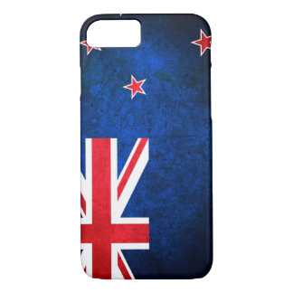 Flag of New Zealand iPhone 7 Case