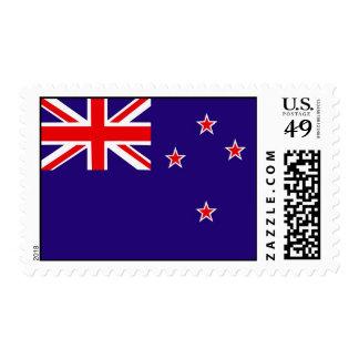Flag of New Zealand Postage