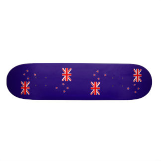 Flag of New Zealand Skateboard Deck