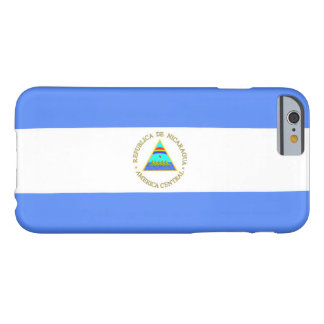 Flag of Nicaragua Barely There iPhone 6 Case