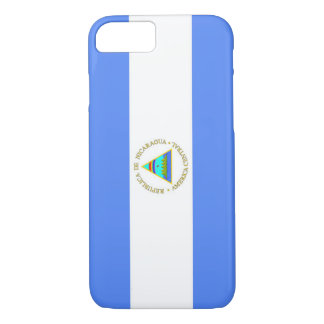 Flag of Nicaragua iPhone 7 Case