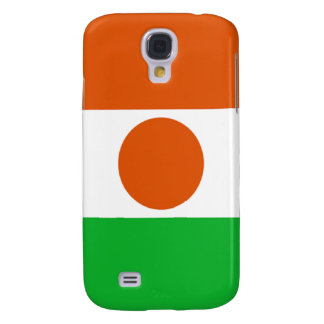 Flag of Niger Samsung Galaxy S4 Covers