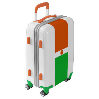 Flag of Niger Luggage (Carry-On)