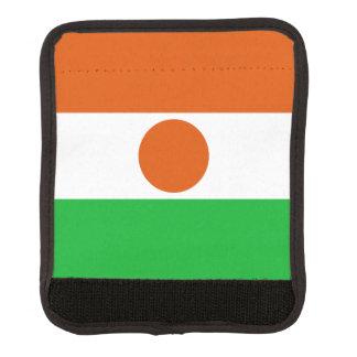 Flag of Niger Luggage Handle Wrap