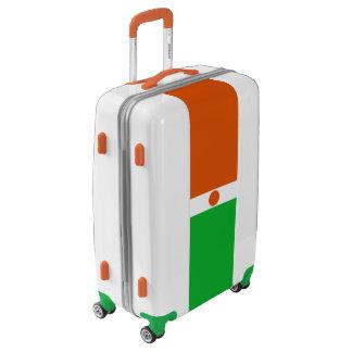 Flag of Niger Luggage (Medium)