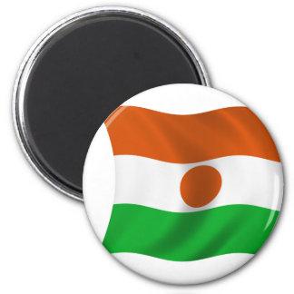 Flag of Niger Magnet