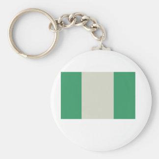 Flag of Nigeria Key Chain