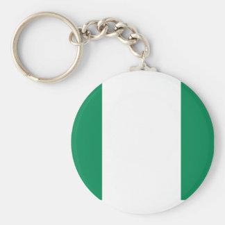 Flag of Nigeria Keychain