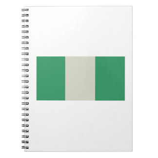 Flag of Nigeria Notebook