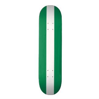 Flag of Nigeria Skateboard Deck