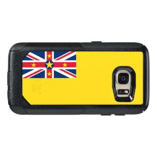 Flag of Niue Samsung OtterBox Case